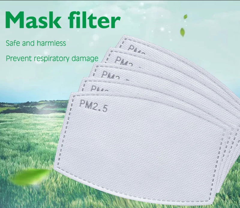 2.5 Filter 5 Layers FREE SHIPPING within the UNITED STATES.