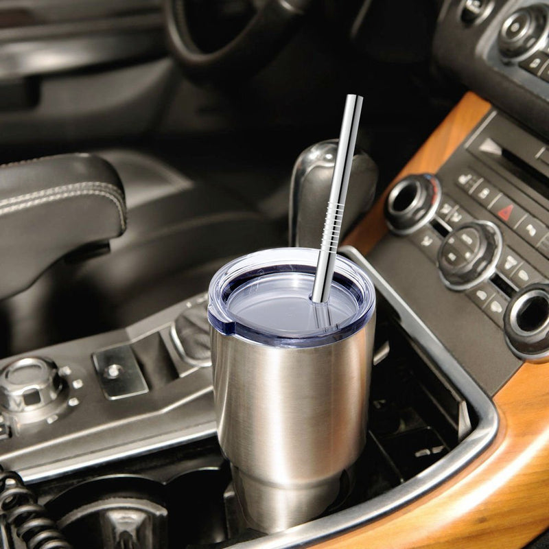 4/8Pcs Reusable Drinking Straw