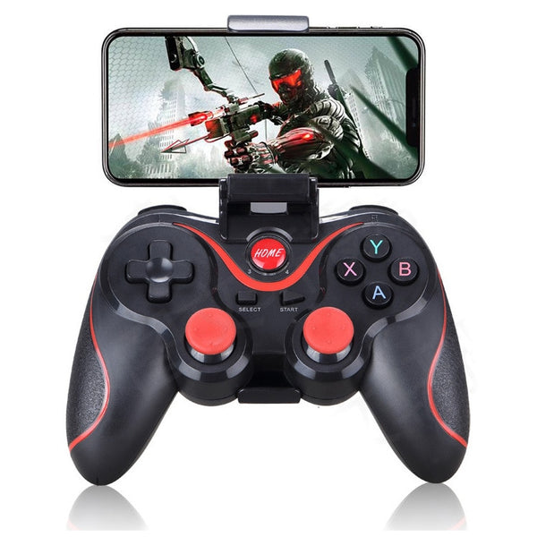Wireless Android Gamepad T3 X3 Wireless Joystick Game Controller bluetooth