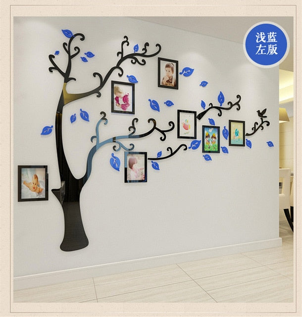 AmazeZone Family Tree Wall Decor