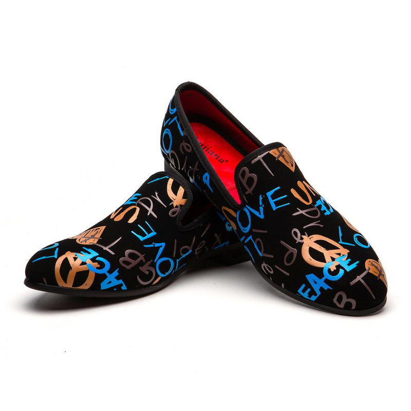 Eladio  Loafers for Men Velvet