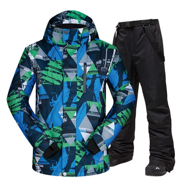Winter Jacket and Pant