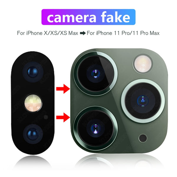 Iphone illusion lens iphone 11 fake