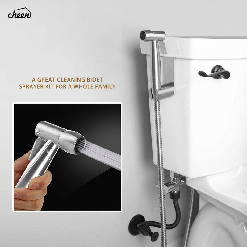 Bidet Diaper Sprayer