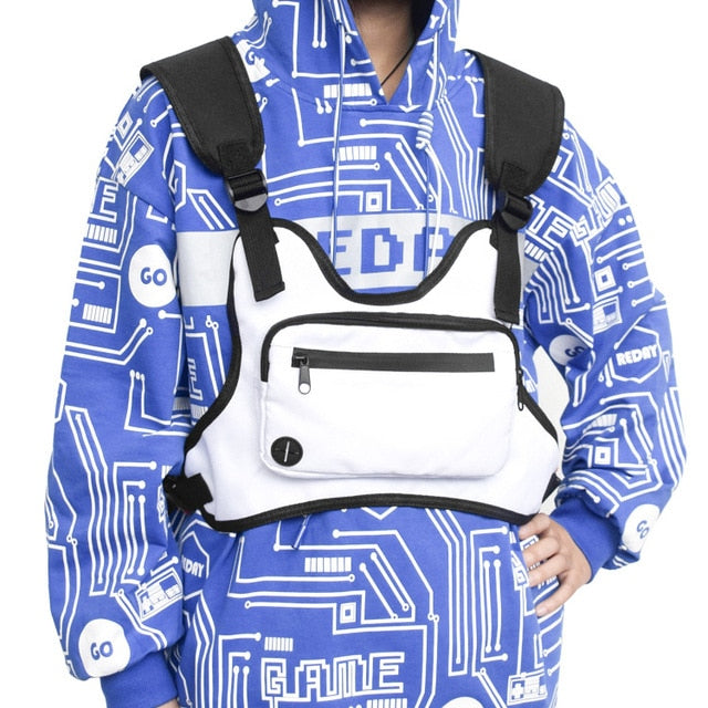 Chest bag chinese Streetwear