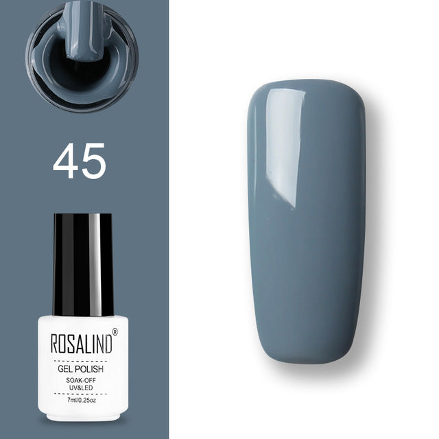 ROSALIND Gel Polish Soak off