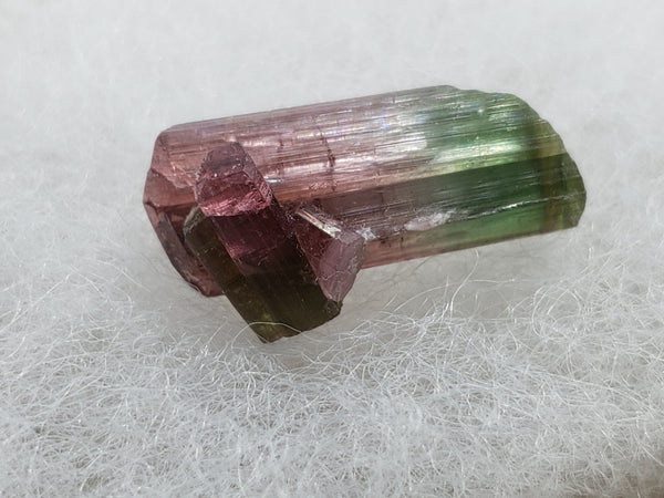 Watermelon Tourmaline Crystal