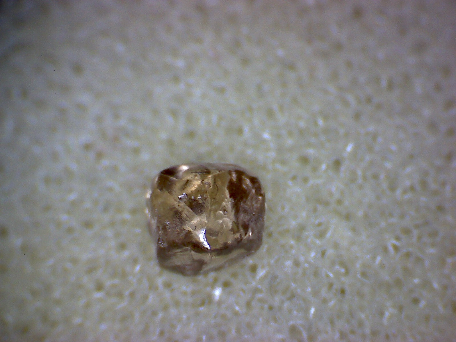 Argyle mine Diamond Crystal