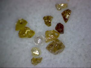 Diamond Crystal Lot