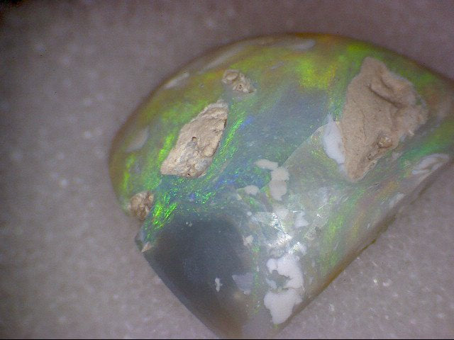 Australian Lightning Ridge Opal Freeform
