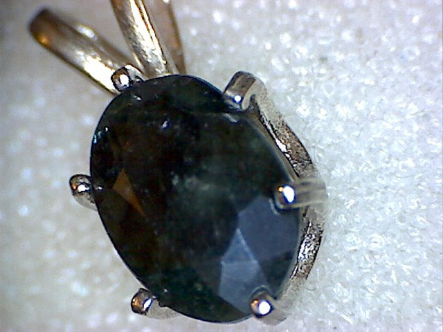 Color Change Alexandrite Pendant