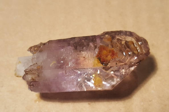 Sceptered Amethyst Crystal