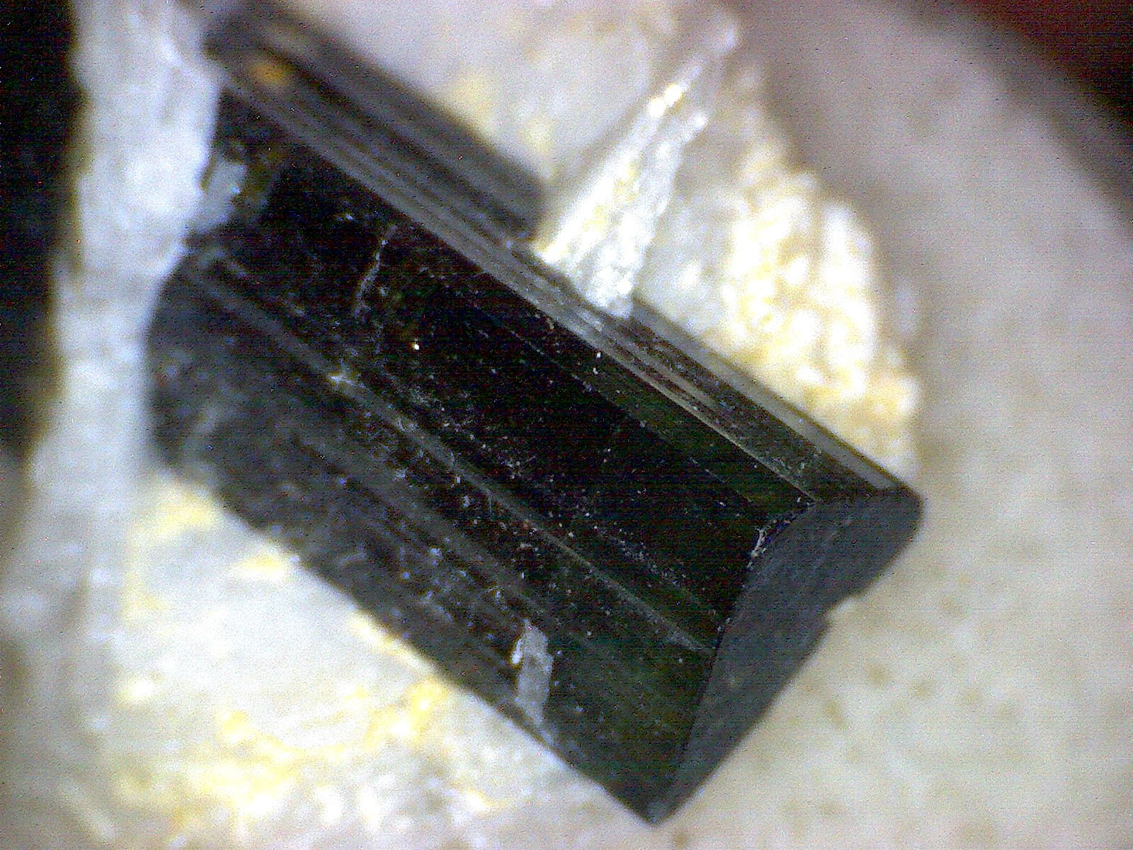 Green Tourmaline rare gem