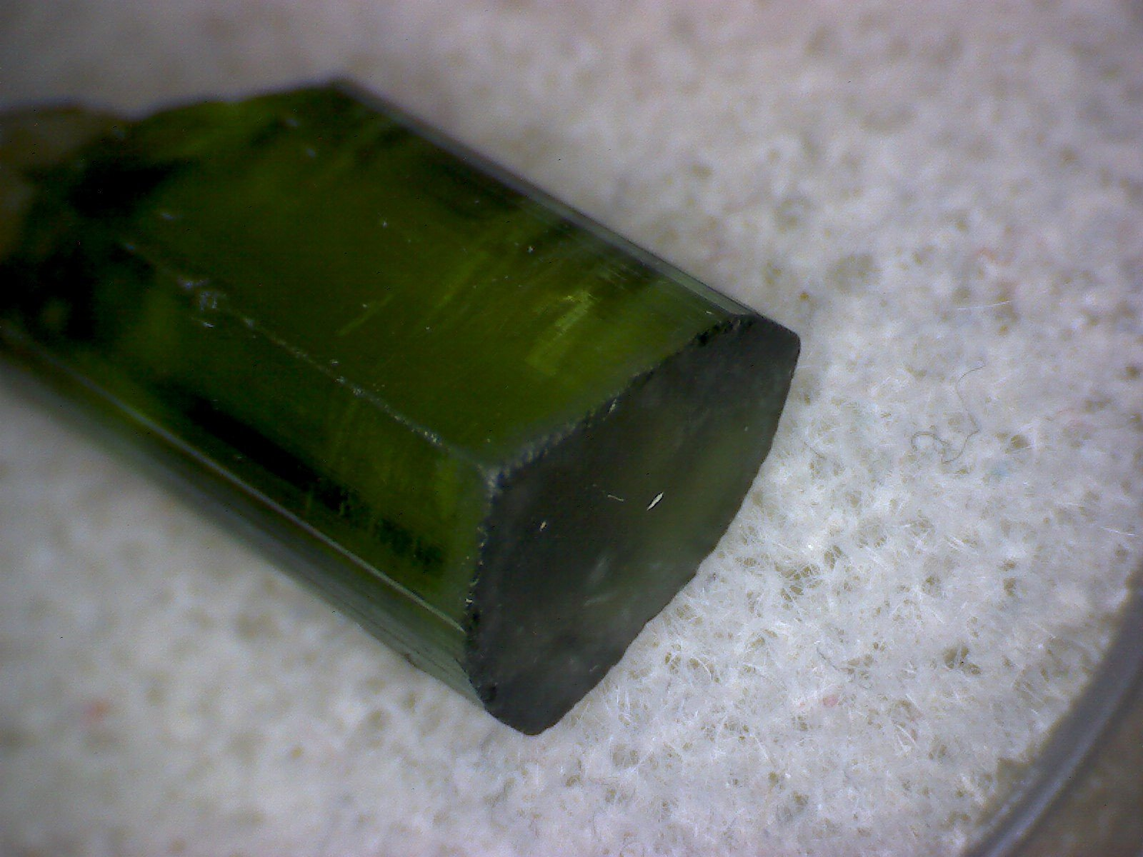 Green/ Blue Tourmaline Crystal