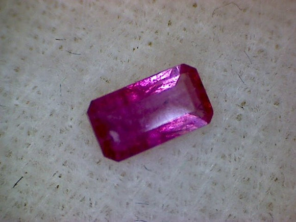 Rare Red Beryl Bixbite Emerald Gemstone