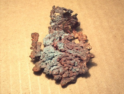 Copper specimen