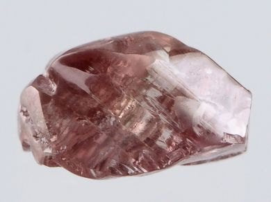 Intense Hot Pink Diamond crystal rare mineral specimen gemstone
