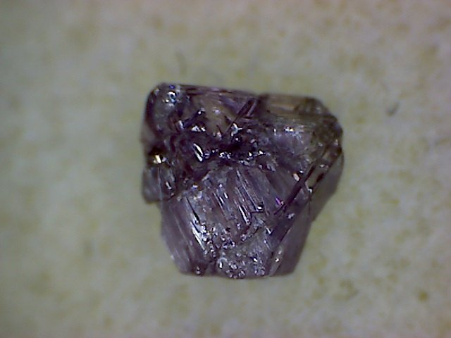 Australian Purple Diamond crystal