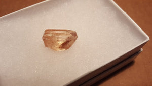Gemmy Terminated Topaz Crystal