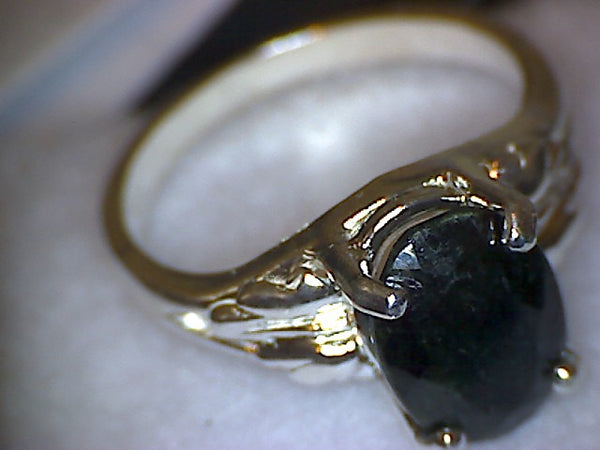 Color Change Alexandrite Ring