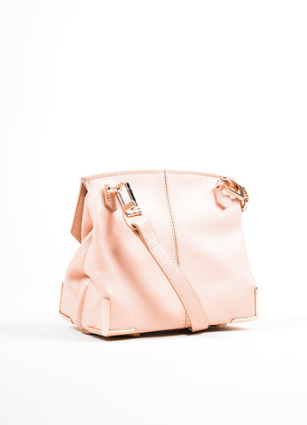 "Pink Alexander Wang Leather ""Marion Prisma"" Crossbody Bag"