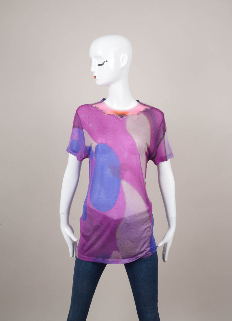 New With Tags Lava Print T-Shirt