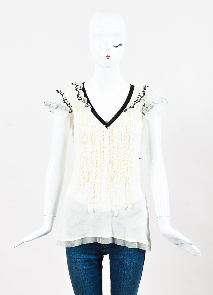 Tulle Top
