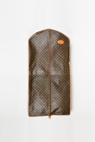 Louis Vuitton The French Luggage Company Monogram Canvas Garment Cover Frontview