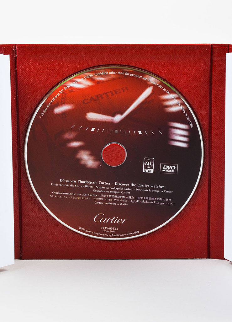 "Cartier Stainless Steel and 18K Yellow Gold ""Tank Francaise"" Bracelet Watch DVD"