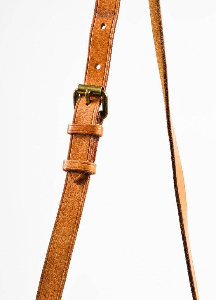 "Louis Vuitton Monogram Canvas ""Cartouchiere PM"" Crossbody Bag Detail 2"