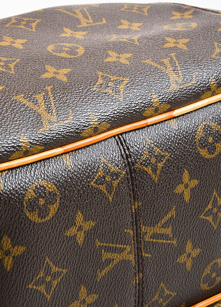 "Louis Vuitton Monogram Canvas ""Galleria PM"" Shoulder Bag Detail 2"
