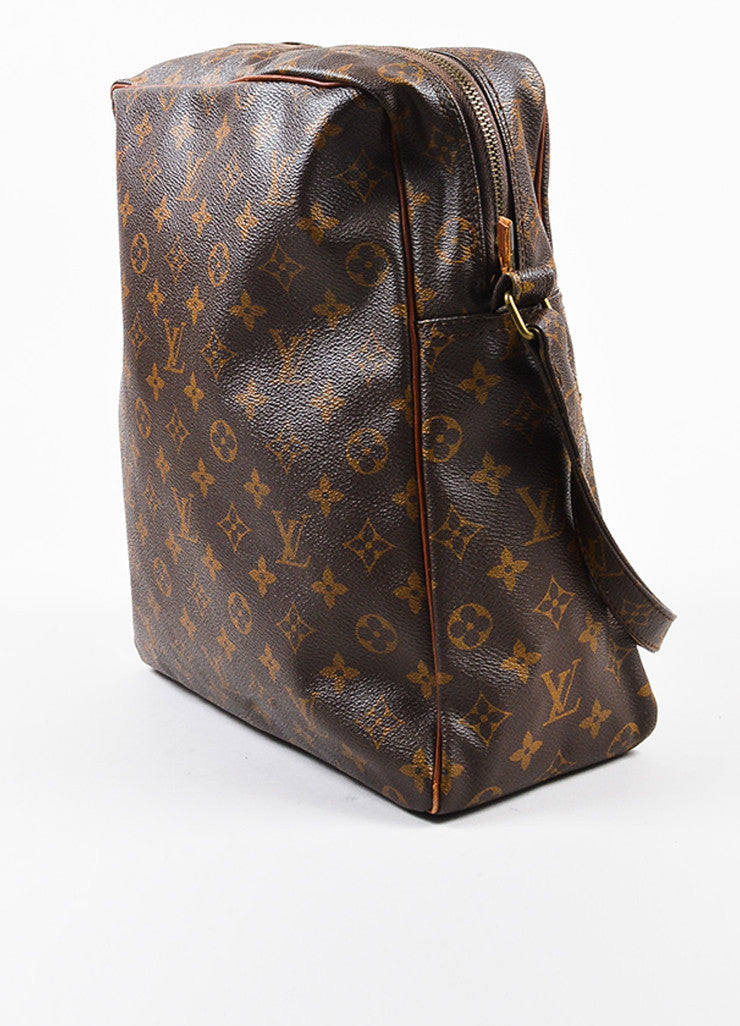 "Louis Vuitton Monogram Canvas ""Marceau"" Shoulder Bag Sideview"