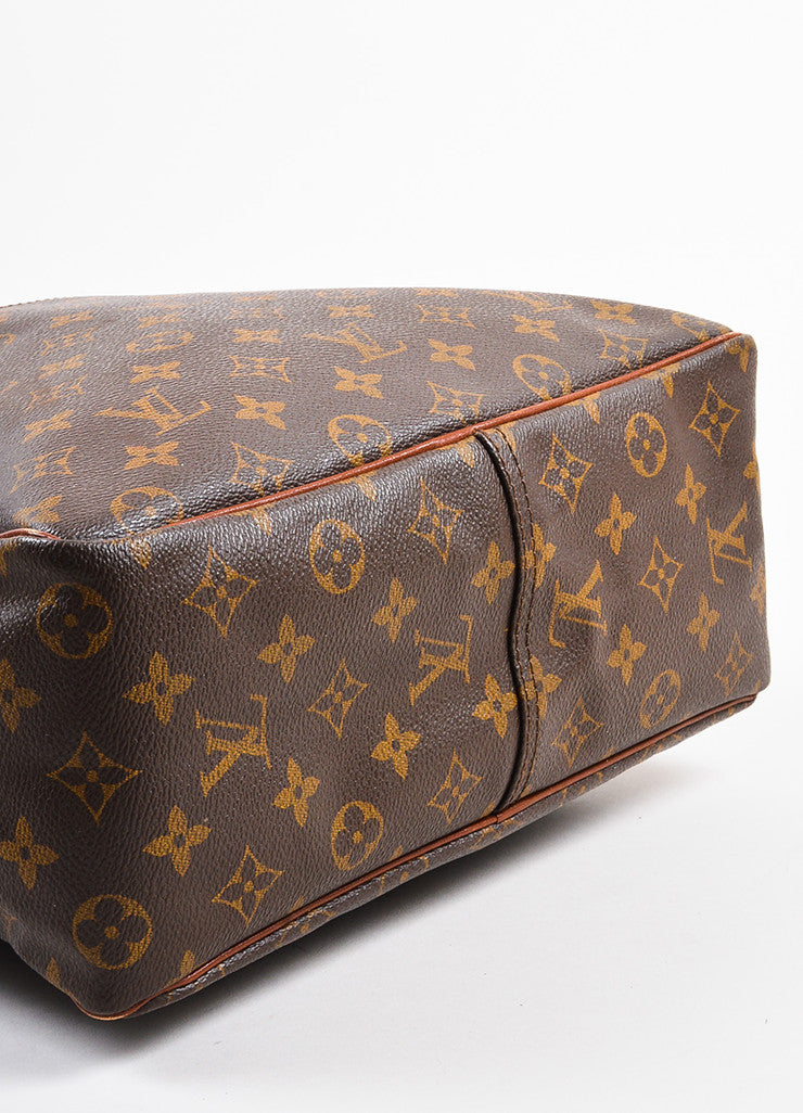 "Louis Vuitton Monogram Canvas ""Marceau"" Shoulder Bag Bottom View"
