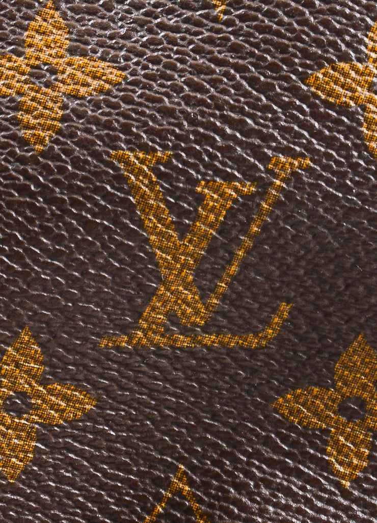 "Louis Vuitton Monogram Canvas ""Marceau"" Shoulder Bag Brand"