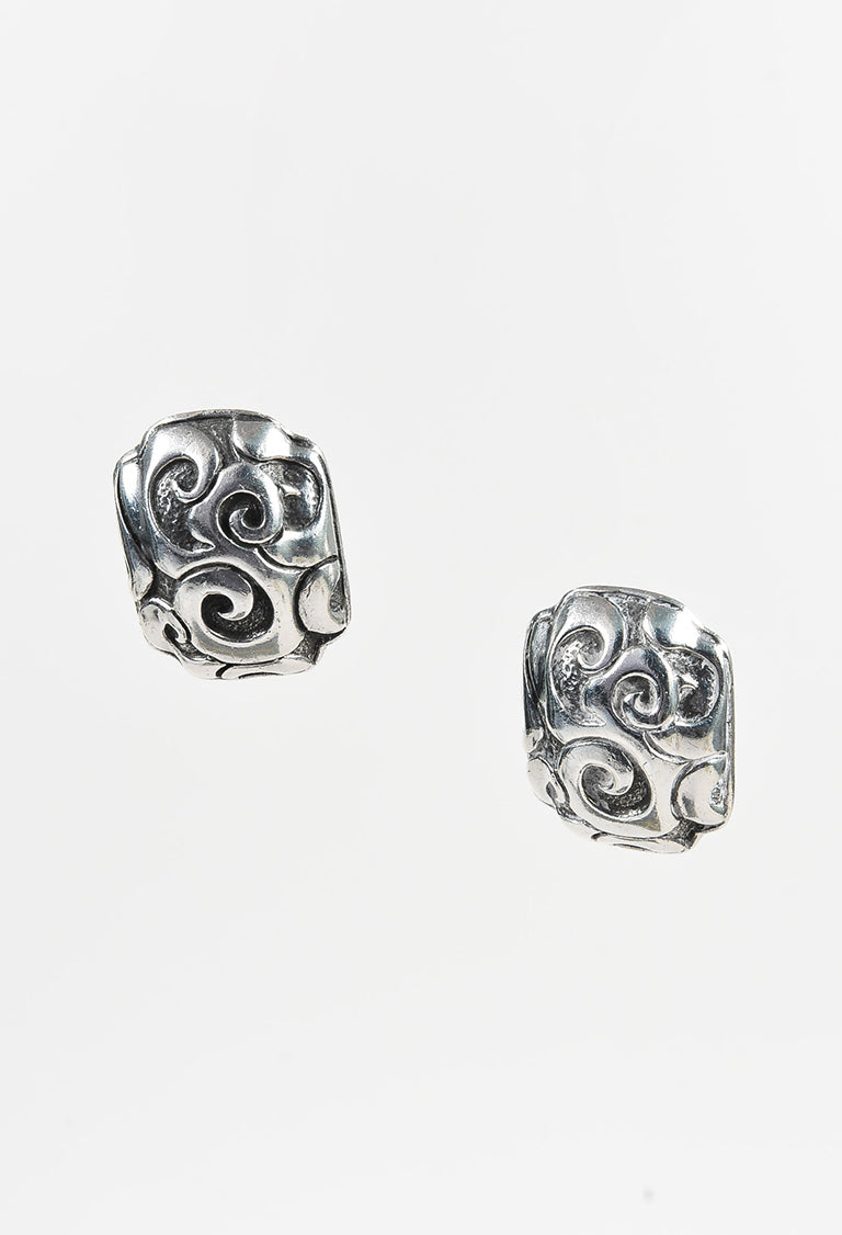 hardy john great prev earrings premier mexico clip new sterling silver