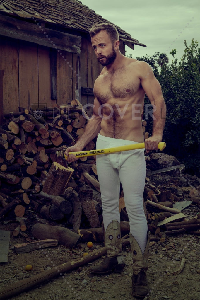Chopping Wood - Bc License