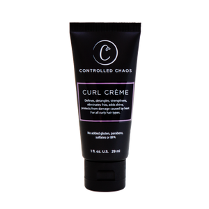 Controlled Chaos  Original Curl Creme.