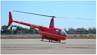 Electric Helicopter Flies Record 30 NM