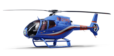 DOWNTOWN LA  - EC120 VIP - OC Helicopters