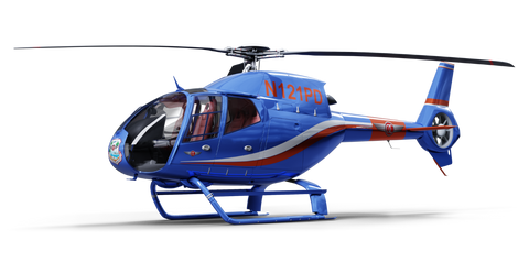 ORANGE COUNTY - EC120 VIP - OC Helicopters