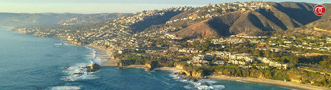 Laguna Beach Tour - Private for 2 - Gift Card - OC Helicopters