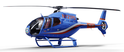 "U.F.O. TOUR <br><font size=""2"">From $375 Per Person</font> - OC Helicopters"