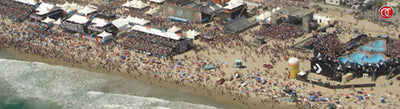 "SURF CITY TOUR <br><font size=""2"">From $275 Per Person</font> - OC Helicopters"