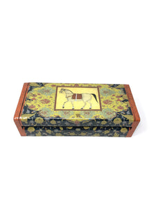 Rectangle Dark Horse Trinket Box