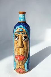 Mila Handmade Colorful Bottle