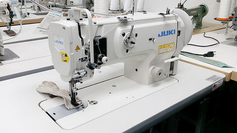 JUKI DNU-1541S Leather and Upholstery Walking Foot Sewing Machine