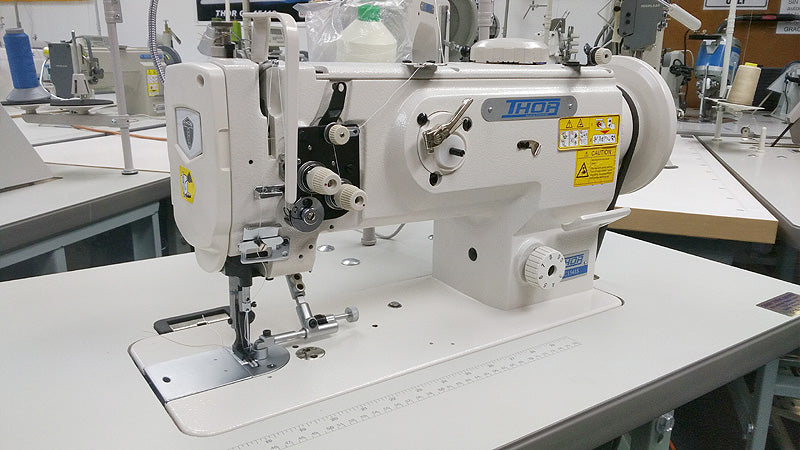 THOR GC1541S-SRG Leather Walking Foot Sewing Machine