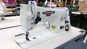 Consew 206RB-5 Leather and Upholstery Walking Foot Sewing Machine