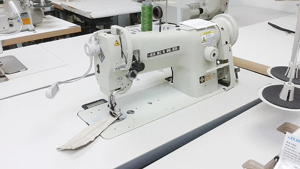 SEIKO STH-8BLD-3 Single Needle Leather and Upholstery Machine