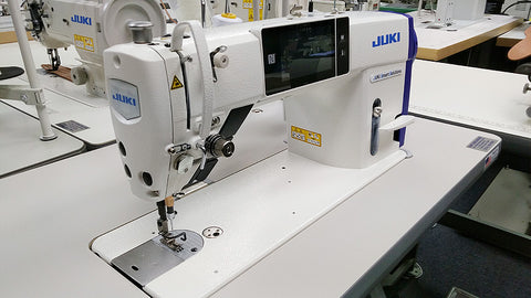 Juki DDL-9000C-FMS Automatic Single Needle Straight Stitch Sewing Machine